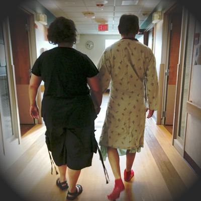 hospitalwalk