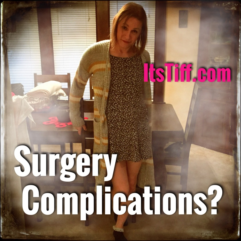 Surgery-complications